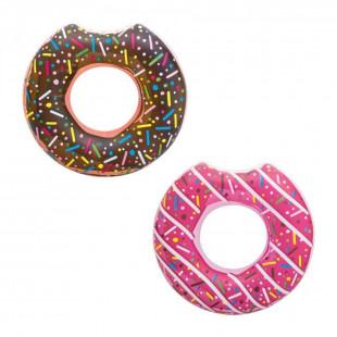 Nafukovací donut, ktorý Vám poskytne príjemnéležanie, sedenie a relaxovanie. Nafukovačka má dĺžku 114 cm a je dostupná v krásnej farebnej kombinácii reálneho donutu. Vhodná pre 1 osobu do 90 kg.