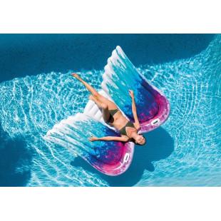 Intex nafukovačka anjelské krídla 251x160 cm 58786