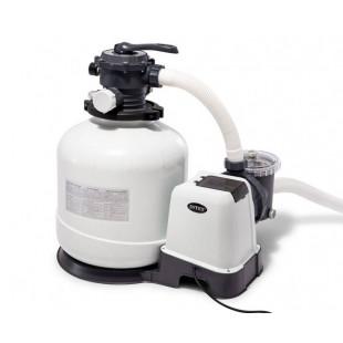 INTEX piesková filtrácia Krystal CLEAR® 12 m³ 26652