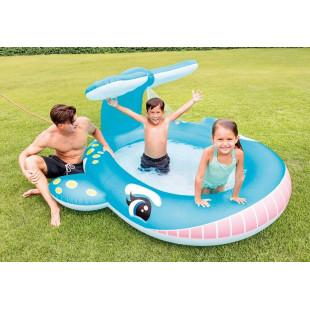 INTEX detský bazénik Velryba 57440
