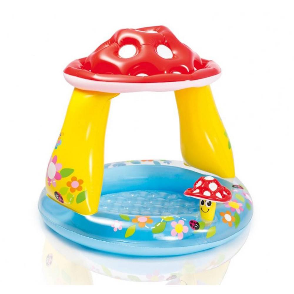 INTEX detský bazénik Muchotrávka 102x89 cm 57114