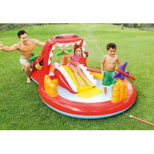 INTEX detský bazénik Happy Dino 57160