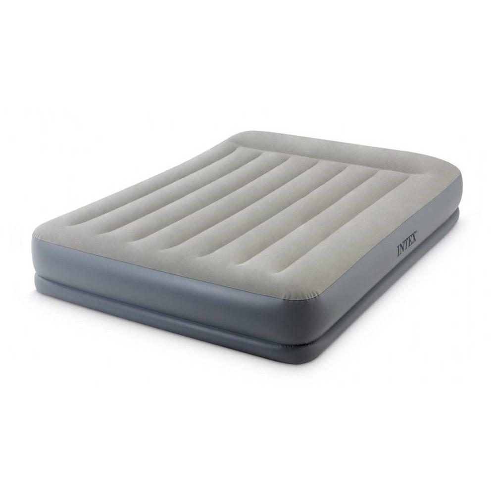 INTEX nafukovacia posteľ MID RISE AirBed QUEEN 64118