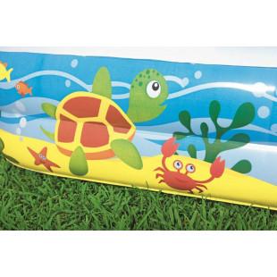 BESTWAY detský bazénik koralový útes 52192