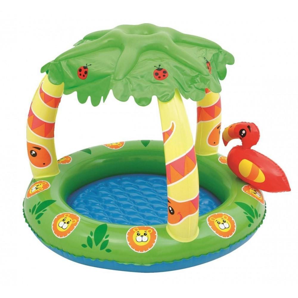 BESTWAY detský bazénik Džungľa 99x91x71 cm 52179