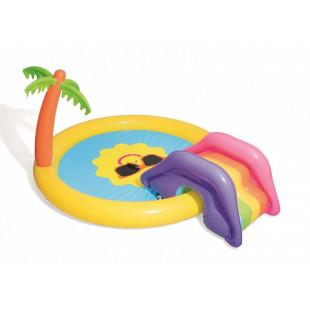 BESTWAY detský bazénik Slnko 53071