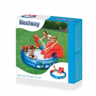 BESTWAY detský bazénik Viking 53033