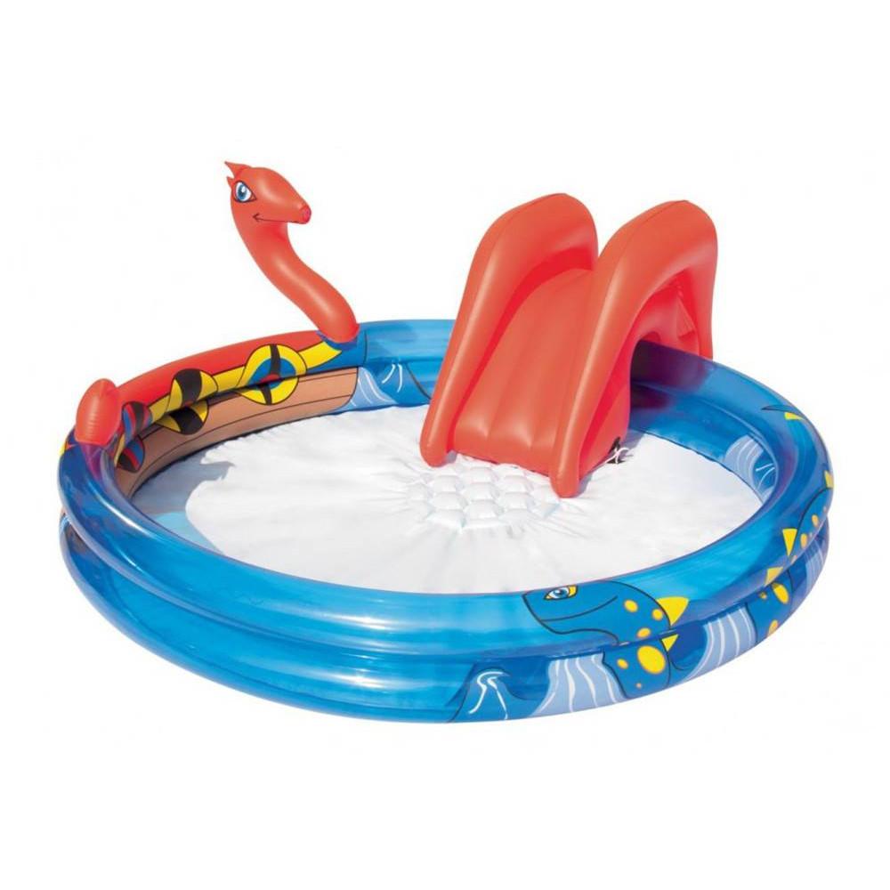BESTWAY detský bazénik Viking 203x165x73 cm 53033