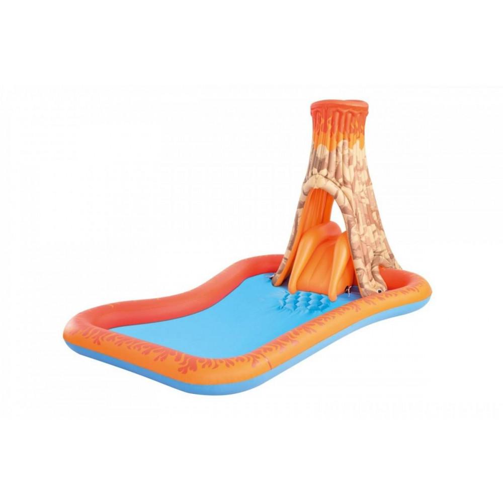 BESTWAY detský bazénik Vulkán 277x175x150 cm 53063