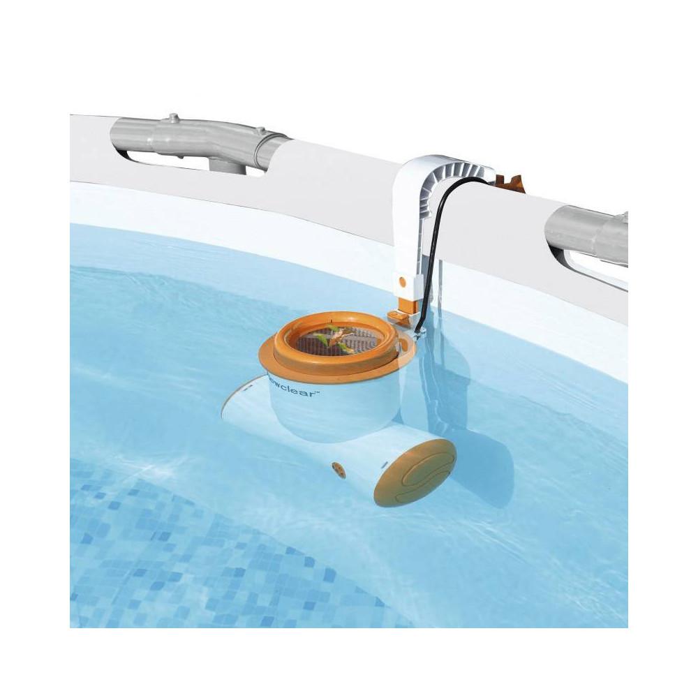 Bestway filtračná pumpa SKIMATIC™ so skimmerom 2574 l/h 58462
