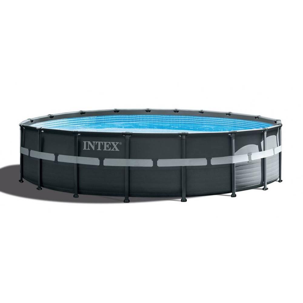 INTEX ULTRA XTR FRAME POOL 549x132 cm + piesková filtrácia so systémom slanej vody 26330NP