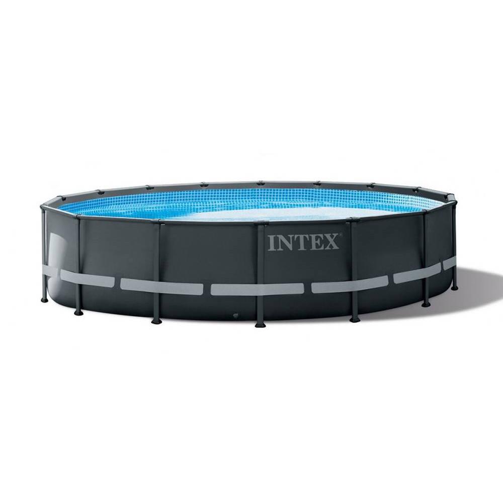 INTEX ULTRA XTR FRAME POOL 488x122 cm + piesková filtrácia so systémom slanej vody 26326NP
