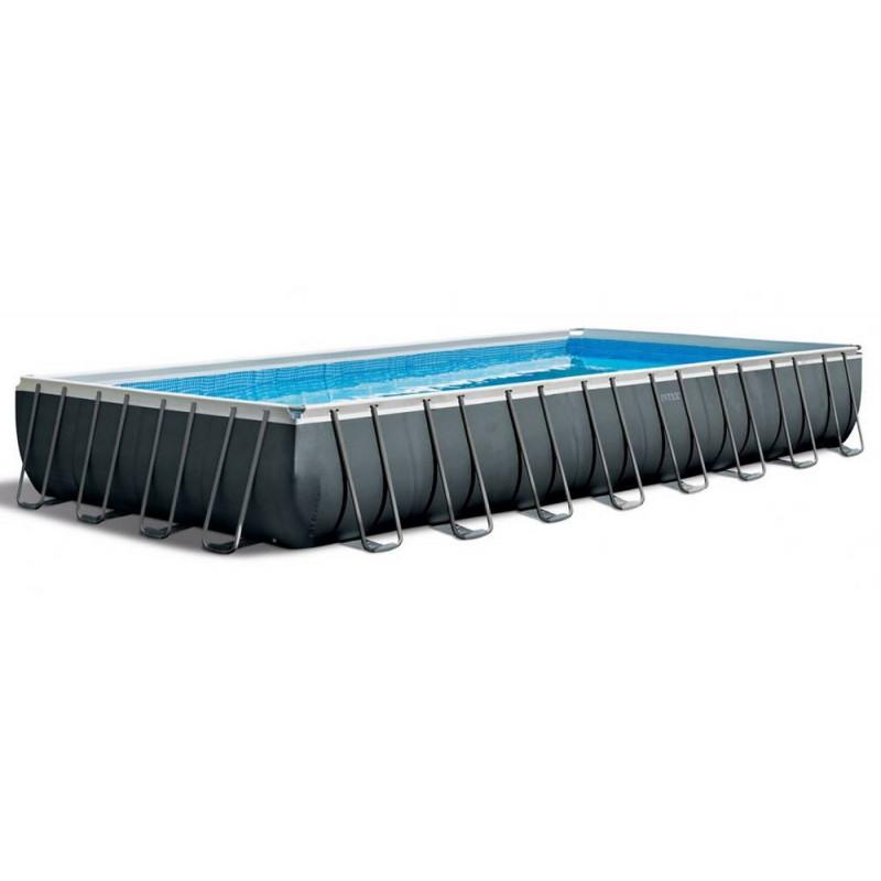 INTEX ULTRA XTR FRAME POOL 975x488x132 cm + piesková filtrácia so systémom slanej vody 26378NP