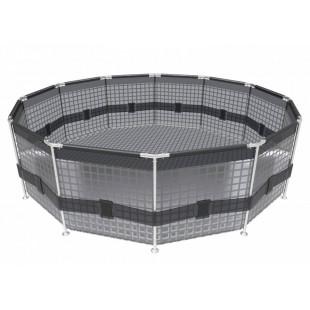 Nadzemny bazen BESTWAY Power Steel 488x122 cm s filtráciou 56451