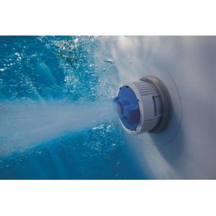 Nadzemny bazen BESTWAY Power Steel Swim VISTA 488x122 cm filtrácia 56725
