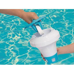 BESTWAY Podávač bazénovej chémie ChemGuard 58474