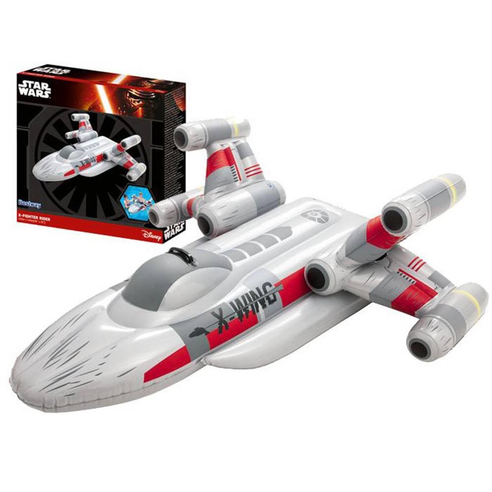 Bestway nafukovacie lietadlo Star Wars 150x140 cm 91206