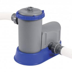 Nadzemny bazen BESTWAY Steel Pro Max 549x122 cm + filtrácia 6v1 56462