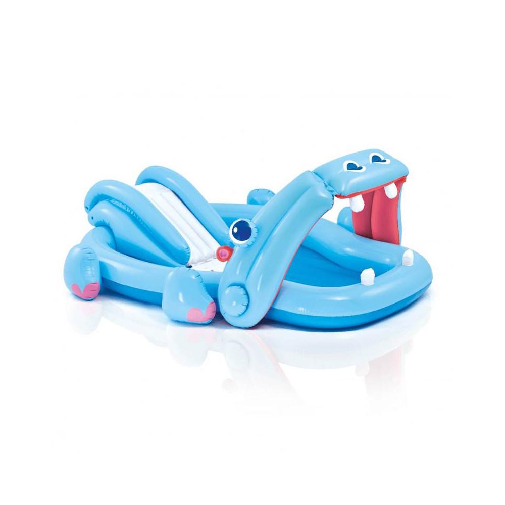 INTEX detský bazénik Hroch 221x188x86 cm 57150