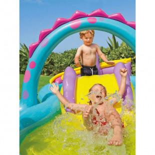INTEX detský bazénik Dinoland 57135