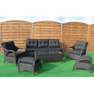 Set záhradného nábytku 201053-A