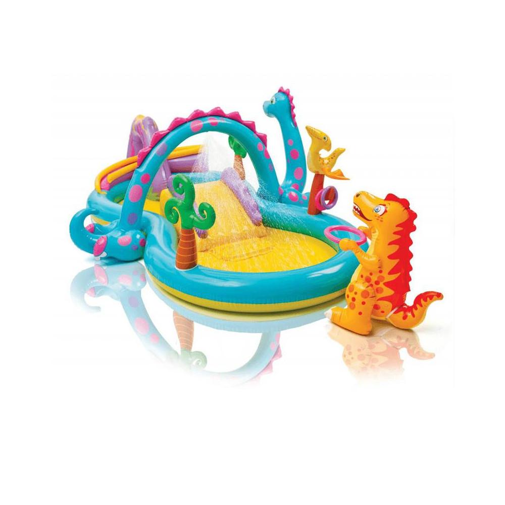 INTEX detský bazénik Dinoland 333x229x112 cm 57135