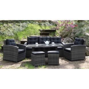 Set záhradného nábytku 201009-B
