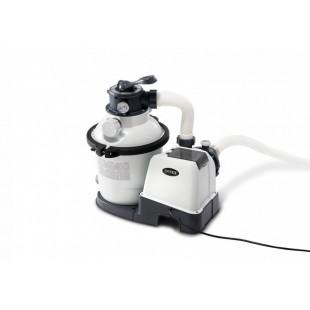 INTEX ULTRA XTR FRAME POOL 549x274x132 cm + piesková filtrácia so systémom slanej vody 26356NP