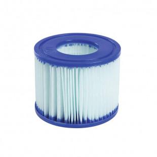Antibakteriálny filter so silným antibakteriálnym účinkom až 99%. Optimálny čas použitia je cca 2 týždne a funguje ako prevencia proti: stafylokokovým aureom, bacilom hrubého čreva, pneumónii u hlodavcov.