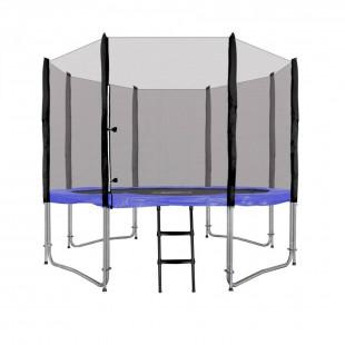 Trampolína SKY 305 cm + ochranná sieť + schodíky