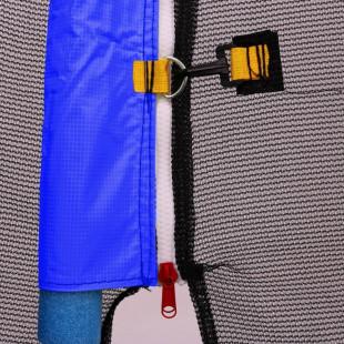 Trampolína SKY 366 cm + ochranná sieť + schodíky