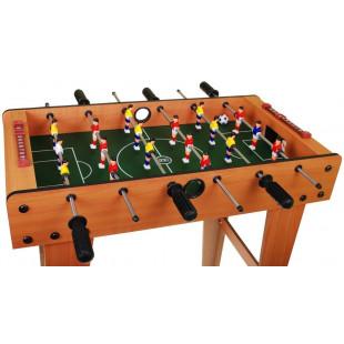 Drevený stolný futbal
