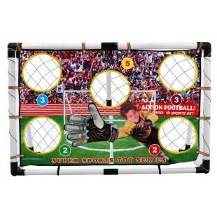 Futbalová brána s príslušenstvom