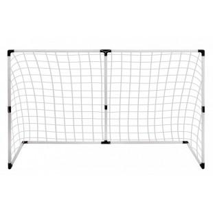 Futbalová brána s príslušenstvom 2v1