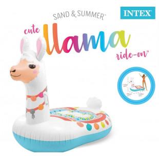 Intex cute Lama 135x94x112 cm 57564NP