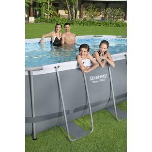 BESTWAY Power Steel 488x305x107 cm + filtrácia 56448