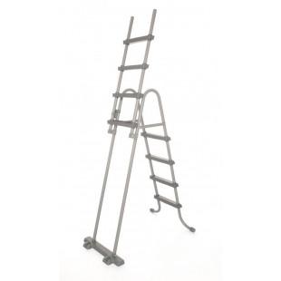 BESTWAY Power Steel 412x201x122 cm + piesková filtrácia 56457