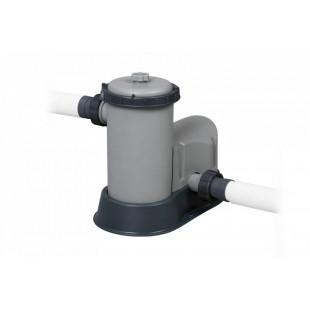 BESTWAY Power Steel Swim VISTA 549x122 cm + filtrácia 56977
