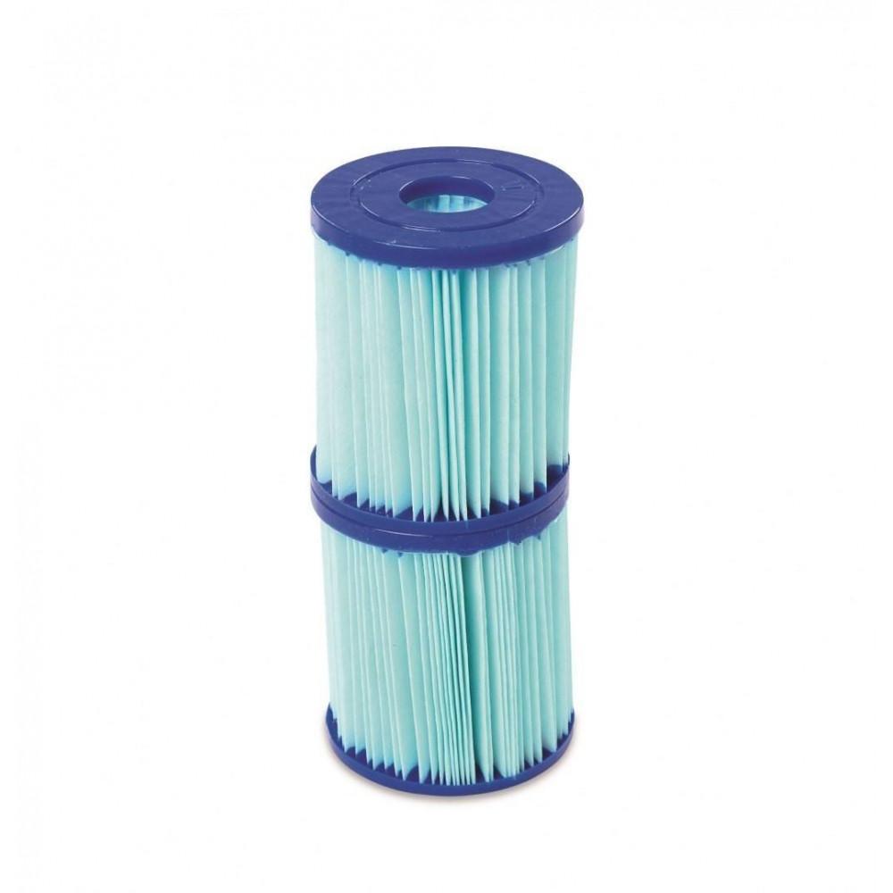 Bestway filtračná kartuša antibakteriálna I 1249 l/h 58510
