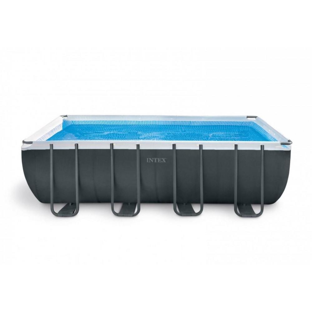 INTEX ULTRA XTR FRAME POOL 549x274x132 cm + piesková filtrácia so systémom slanej vody 26356SL