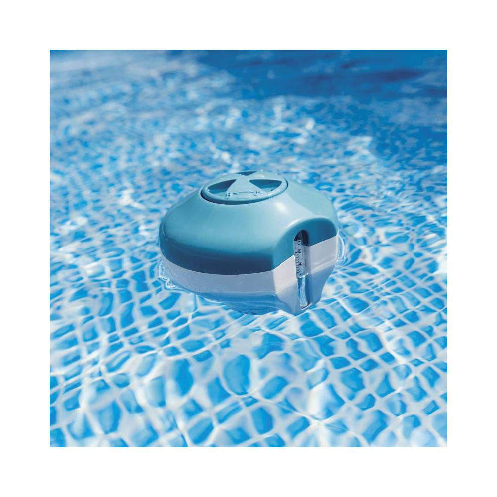 INTEX Podávač bazénovej chémie s teplomerom 29043