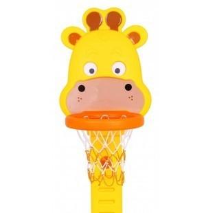 Sada basketbalu s obručmi