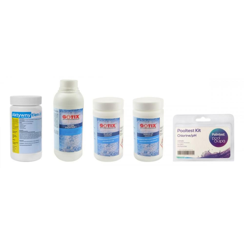 Chémia pre vírivky 5v1