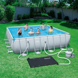 Bestway Vykurovacia podložka pre bazény 110x171 cm 58423