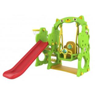 Slide Swing Basketball DINO 3v1