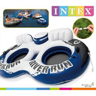 Intex nafukovačka pre dvoch River Run 2 243x157 cm 58837