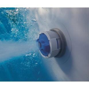 Nadzemny bazen BESTWAY Power Steel 404x201x100 cm + piesková filtrácia 56442