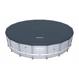 Nadzemny bazen BESTWAY Power Steel 549x132 cm + filtrácia 6v1 56427
